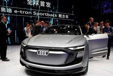 آئودی کانسپت e-tron Sportback را به نمایش گذاشت!
