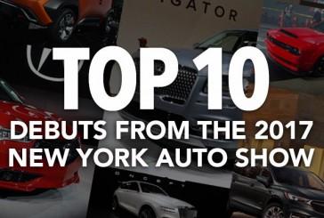 10 خودروی برتر نمایشگاه خودروی نیویورک 2017
