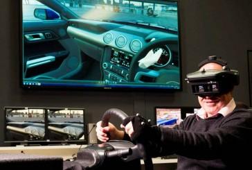 تست درایو متفاوت فورد VR!