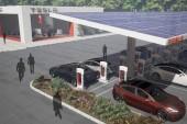 دو برابر شدن جایگاههای شارژ خودرو تسلا به مناسبت ورود مدل 3!