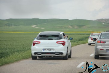 DS برای اولین بار در نمایشگاه خودرو تبریز