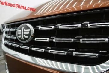 برند جونپای گروه فاو خودروی جدیدش را از فولکسواگن کپیبرداری کرده است!!