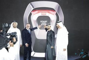 افتتاح بزرگترین فروشگاه لامبورگینی در دبی!