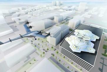 تاکسیهای پرنده، آینده حملونقل را تشکیل خواهند داد