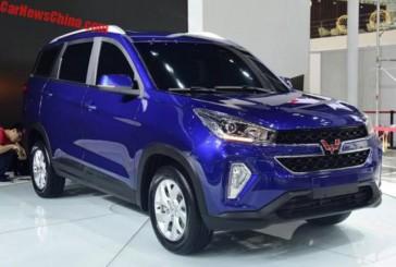 Hongguang S3، یک خودروی چینی دیگر!