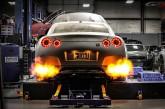 نیسان GT-R با ۲۷۰۰ اسببخار قدرت!