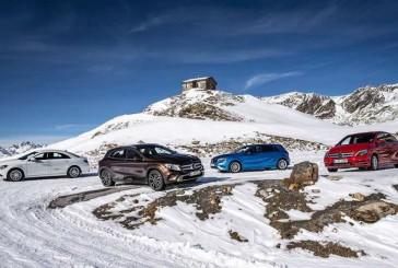 فروش خودروهای مرسدس بنز بیشتر از بیامو و لکسوس در آمریکا شد!