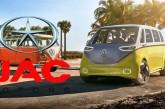 فولکس واگن خودروهای برقی جدیدی را در چین خواهد ساخت!