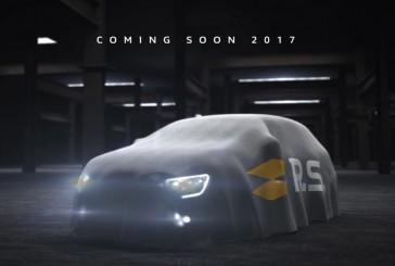 غول جدید رنو Megane RS در راه است!