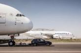 پورشه بهعنوان کشنده ایرباس A380، وارد کتاب رکوردها شد