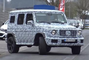 خودروی G-Wagon مرسدس بنز بعد از 40 سال روانه بازار میشود!