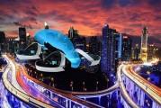 تویوتا خودرو پرنده برای روشن کردن مشعل المپیک ۲۰۲۰ میسازد!