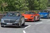 Mercedes-Benz SLC300 فرزند کوچک و باکلاس اشتوتگارتیها!
