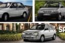 شرایط فروش نقدی و اقساطی خودروهای گروه X100 سایپا شروع شد!