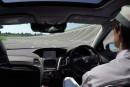 هوندا تا سال ۲۰۲۵، خودروی خودران میسازد