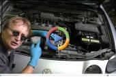 چگونه کولر ماشین خود را سرویس کنیم؟ (ویدئوی اختصاصی)