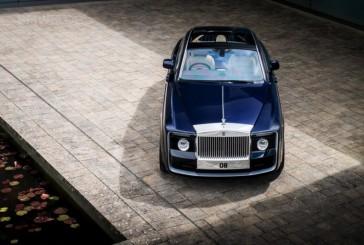 رولزرویس: گرانترینِ خودروی تاریخ را به نمایش گذاشت!