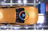 تست تصادف مرسدس کلا E نسخه ۲۰۱۷ را ببینید! (ویدئوی اختصاصی)