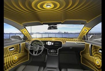 با یک سیستم صوتی جدید خودرو آشنا شوید