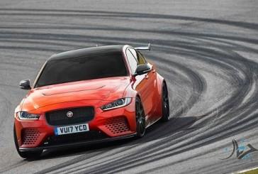 جگوار خودروی پر سرعت XE SV Project 8 را معرفی کرد