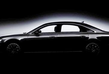 نسل جدید آئودی A8 ماساژور پا دارد!