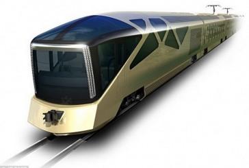 قطار لوکس کروز که قرار بود در سال ۲۰۱۷ توسط طراح فراری در ژاپن عرضه شود!