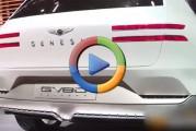 با سوپر خودروی جنسیس GV80 آشنا شوید