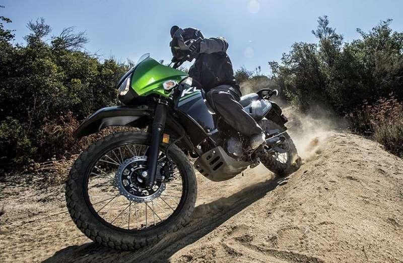 12 موتورسیکلت پر سرعت صحرایی