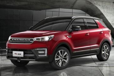 چانگان CS55 وارد بازار خودرو چین شد