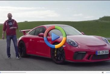 نگاهی به تغییرات پورشه 911 GT3 RS! (ویدئوی اختصاصی)