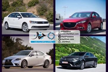 تفاوت خرید خودرو در ایران و اروپا با ۱۰۰ میلیون تومان چقدر است؟