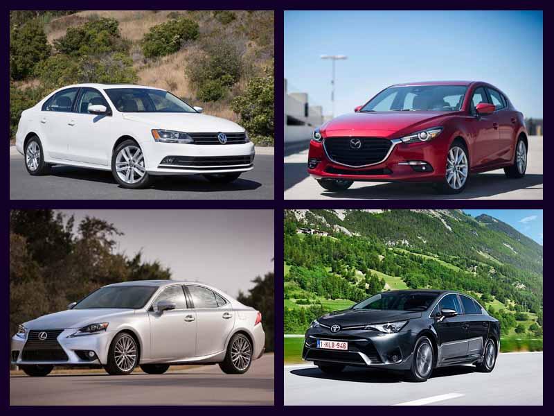 همه خودروهای موجود در عکس را میتوان با قیمتی کمتر از 100 میلیون تومان تهیه نمود.