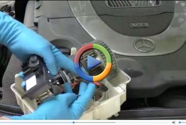 چگونه سیستم تهویه خودرو رو تعمیر کنیم؟ (ویدئوی اختصاصی)