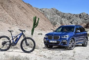 BMW X3 را به همراه یک دوچرخه گران قیمت بخرید!