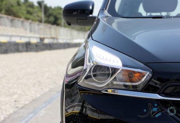 آزمایش رانندگی با چری تیگو 7 در پیست آزادی تهران