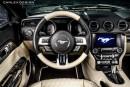 کمپانی کارلکس، یک کابین فوق راحت را برای موستانگ GT طراحی کرد!
