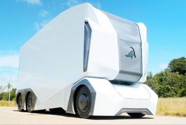 کامیون خودران برقی سوئدی جایی برای راننده ندارد!