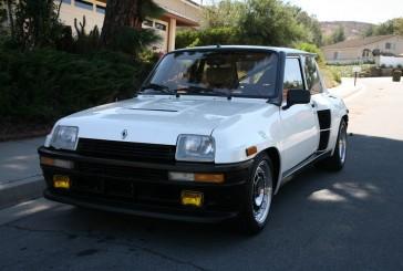 رنو ۵ توربو مدل ۱۹۸۵ وارد آمریکا میشود!