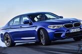 BMW M5 2018 با سیستم AWD وقدرت ۶۰۰hp، رسماً رونمایی شد!