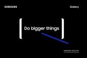 پخش مستقیم ویدیویی و بلاگ زنده از رونمایی گلکسی نوت ۸: ساعت ۱۹:۳۰