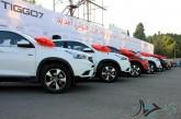چری تیگو ۷ تحویل خریداران ایرانی خود شد!