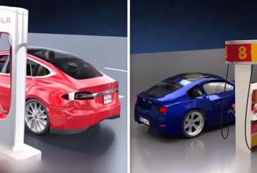 خودروی بنزینی بخریم یا برقی؟ (ویدئوی اختصاصی)
