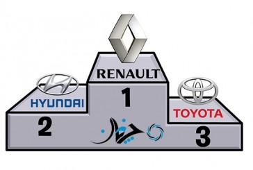 بازار خودروی ایران، در قبضه رنو و شاسی بلندها!