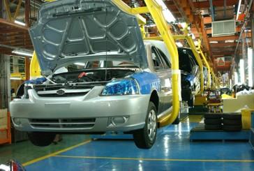 شکستن رکورد تولید ماهانه خودرو توسط سایپا!