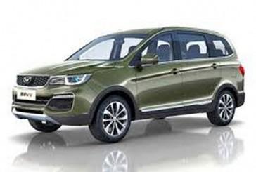 خیز کمپانی چری به سوی بازار چین با SUV جدید خود!