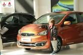 حضور قدرتمند میتسوبیشی در نمایشگاه خودرو مشهد
