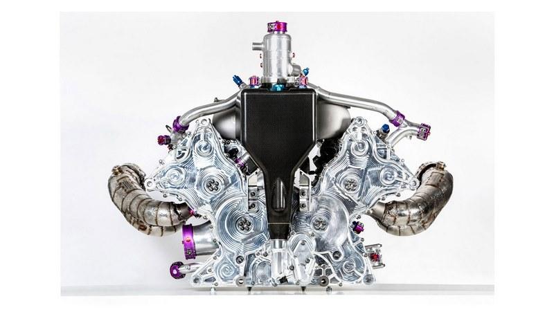 برنامه پورشه برای موتورهای جدیدش