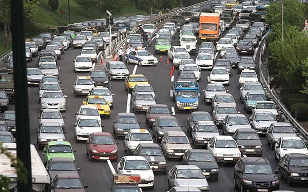 طرح ترافیک و زوج و فرد
