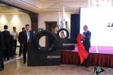 مراسم رونمایی رسمی از تایر بریجستون در ایران برگزار شد!