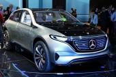 امکان رزرو SUV خاص مرسدس بنز (EQ  تمام الکتریکی) برای خریداران!